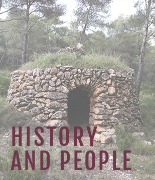 The history and the people